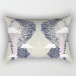 Natures Call Rectangular Pillow
