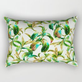 Passion for the leaves Rectangular Pillow