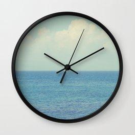 Vitamin Sea Ombre Wall Clock