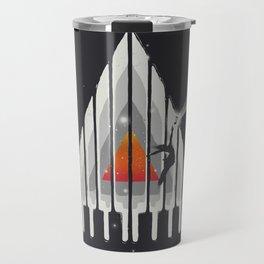 Cosmic Piano Travel Mug