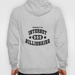 Internet Nillionaire Hoody