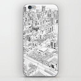 Asakusa, Japan iPhone Skin