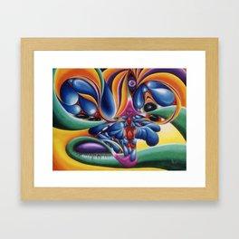 Interconnectedness Framed Art Print