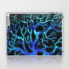Sapphire Branches Laptop & iPad Skin