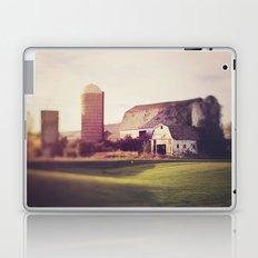 autumn barn Laptop & iPad Skin