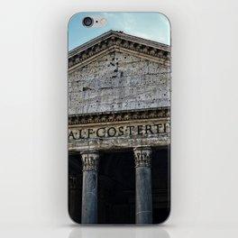 Pantheon iPhone Skin