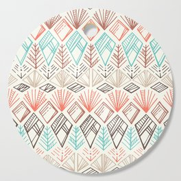 Boho Ethnic Pattern Cutting Board