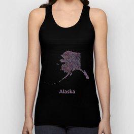 Alaska Unisex Tank Top