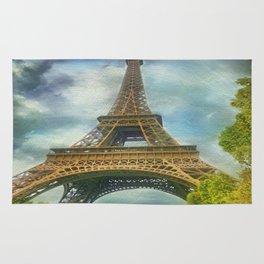 Eiffel Tower - La Tour Eiffel Rug