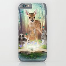 Believe In Magic • (Bambi Forest Friends Come to Life) Slim Case iPhone 6