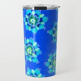 Kalispell Rose Travel Mug