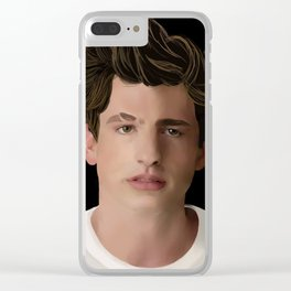 Charlie Puth Clear iPhone Case