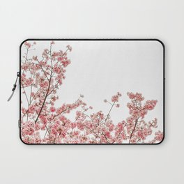 Cherry Blossoms (Color) Laptop Sleeve