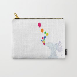 Balloon Cannon Carry-All Pouch