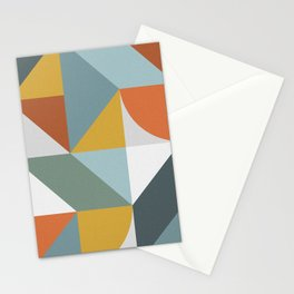 Abstract No. 7 Stationery Cards
