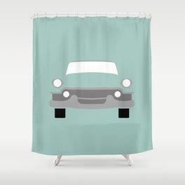 Cadillac Fleetwood ( 1954 ) Shower Curtain