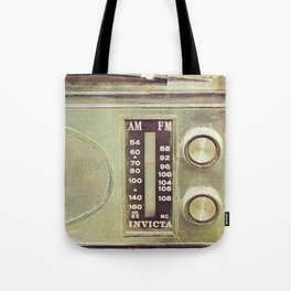 "Sundays with Grandma  - ""Analog zine"" Tote Bag"