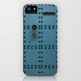 Morocco 21 iPhone Case