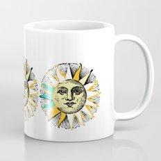 White Sun Mug