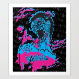 ZMB77 Art Print