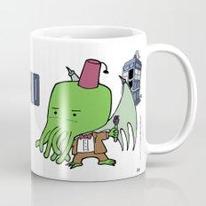 Cthul'Who Mug