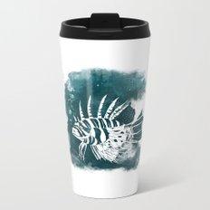 Feuerfisch Metal Travel Mug