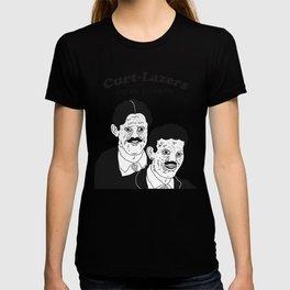 Curt Lazers - Jag var bättre förr T-shirt