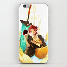 See You in the Country - Transistor iPhone & iPod Skin