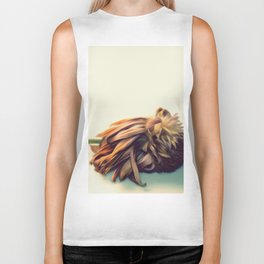 WITHERED FLOWER Biker Tank