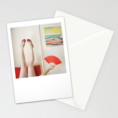 Fan Stationery Cards