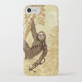 SlothWars iPhone Case