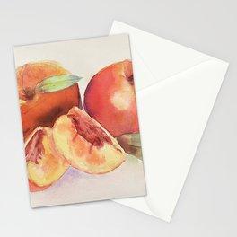 Peachy Peach Stationery Cards