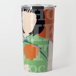 Pushing Daisies - Vivian Travel Mug