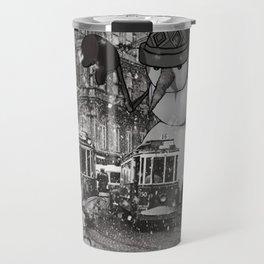 istiklal_snowman Travel Mug