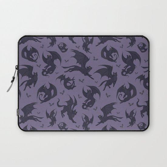 Batcats purple by irenhorrors