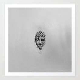Pinea Art Print