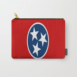 flag of Tennessee-south, america, usa,Tennessean, Volunteer State,memphis,Nashville,jackson,jazz Carry-All Pouch