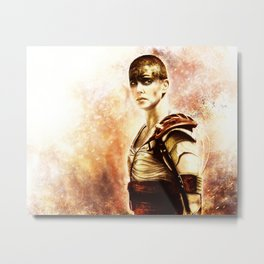 Mad Max : Fury Road - Furiosa Metal Print