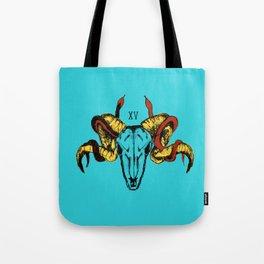 El Diablo XV Tote Bag