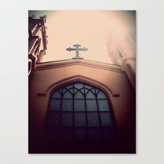 church. Canvas Print