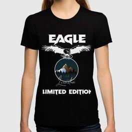 Lewiston Eagle Limited Edition Funny T-shirt