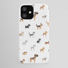 Lots of Cute Doggos iPhone Case