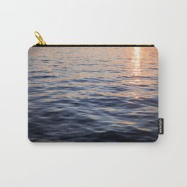 Puget Sound Sunset II Carry-All Pouch