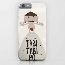 Tabi Tabi Po (Philippine Mythological Creatures Series) iPhone Case