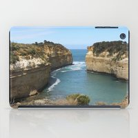 australia iPad Cases featuring Australia  by CathyBodine