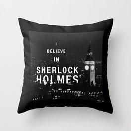 He'll never be forgotten. Throw Pillow