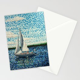Sailing With Olivia Stationery Cards