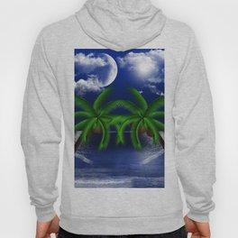 Tropical Moonlight Hoody