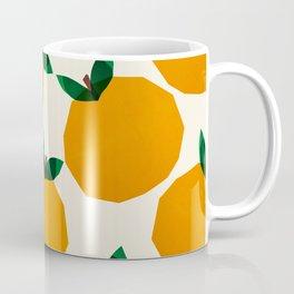 Abstraction_Orange_Fruit Coffee Mug