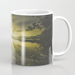 Peekaboo V Coffee Mug